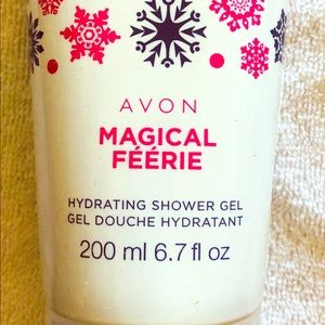 Avon hydrating shower get magical feerie
